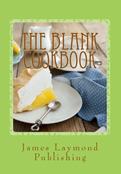 The Blank Cookbook